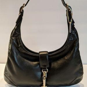 Coach Clasp Lock Hobo Bag